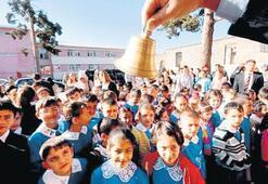 17 milyon öğrenci için ders zili çaldı