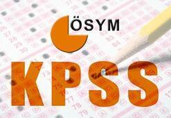 KPSS tarihleri açıklandı