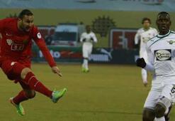 Eskişehirspor - Akhisar Belediyespor: 0-2