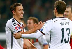 Almanyaya 4 gol yetti