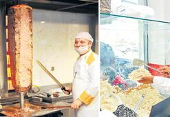 3.500 porsiyon döner 50 kilo pilav
