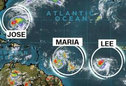 Karayipler Maria Kasırgasını bekliyor