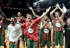 Pınar Karşıyaka finallere abone