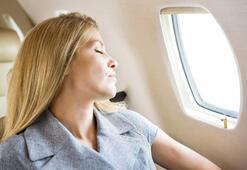Uçak yolculuğunun 4 riski
