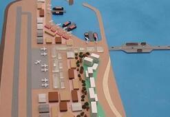 Israel to build artificial island off Gaza