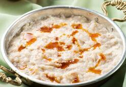 Keşkekli Ramazan özel menüsü