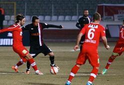 Elazığspor - M.P. Antalyaspor: 1-1