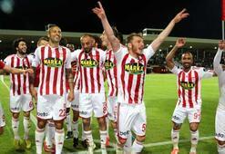 Sivassporun kare ası 10 takımı geride bıraktı