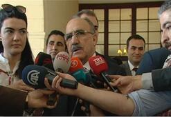 Atalay'a HDP'nin ziyareti soruldu