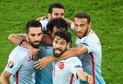 A Milli Futbol Takımının grup karnesi