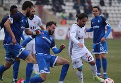 Elazığspor:0 - BB. Erzurumspor:1