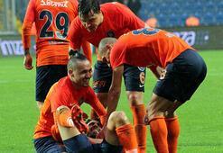 Medipol Başakşehir-Antalyaspor: 4-1