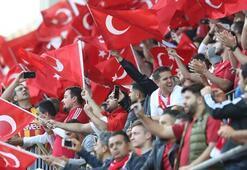 Fransada Türk bayrağına tepki