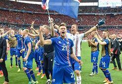 İzlanda  turu aldı