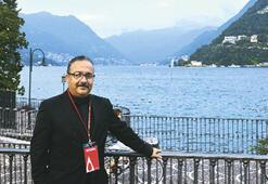 Türk 'albatros'u Como'dan ödül kaptı