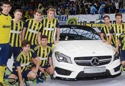 Fenerbahçenin yeni gururu İsmet Yumakoğulları