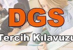 DGS tercihleri nasıl yapılır ÖSYM DGS tercih kılavuzunu yayımladı...
