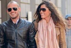 Yolanthe: Sneijderin çok seksi bir gülüşü var