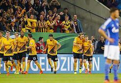 Schalke 04 3. Lig takımına elendi