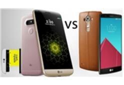 LG G4 ve LG G5 Karşılaştırması