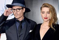 Johnny Depp birden sinirlendi ve Heardı yaraladı