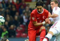 Türkiye-Danimarka: 1-1