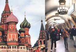 Davetkar bir şehir: Moskova