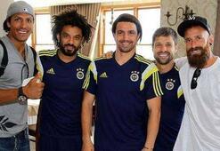 Fenerbahçede iki ayrılık daha