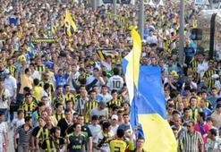 Bir kez daha Fenerbahçe yürüyüşü