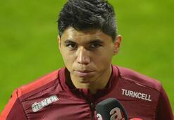 Galatasaray İshak Doğanın peşinde