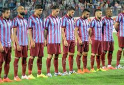 Trabzonsporun Avrupada 112nci maçı