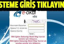 E-Okul Karne Notları MEB - 2014 Veli bilgilendirme SİSTEMİ...