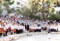 SEV ilköğretim  kurumları 20 yaşında