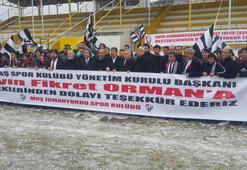 Beşiktaştan Muşa malzeme desteği