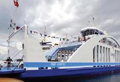Donanımlı iki gemi için ihale yapılacak
