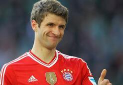 Bayern Münih benim kulübüm