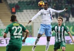 Trabzonspor-Bursaspor Muhtemel 11ler...
