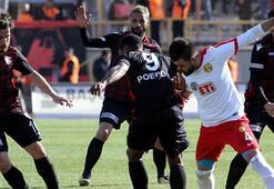 Boluspor-Eskişehirspor: 3-0