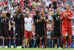 Bayern Münih, Wolfsburgu konuk edecek