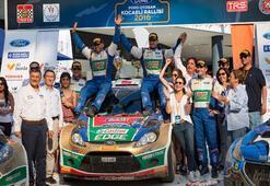Castrol Ford Team Türkiye'ye Ödül Yağdı Şampiyon Takım Ödüllerine Kavuştu