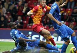 Galatasaray-Karabükspor: 1-3