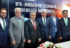 Bursaspordan dev anlaşma 55 milyon...