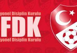 PFDKden Bülent Korkmaza 2 maç, Necati Ateşe 3 maç ceza