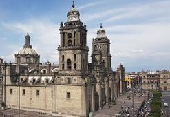 Amerikanın en eski başkenti Meksiko