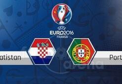 Hırvatistan Portekiz maçı ne zaman saat kaçta hangi kanalda