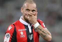 Galatasarayda Sneijder sürprizi