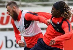 Trabzonsporda Cavanda ve Aykut Demir takımdan ayrıldı