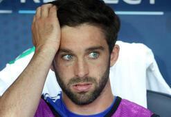 Will Grigg, Euro 2016da hiç oynamadan turnuvaya damga vurdu.