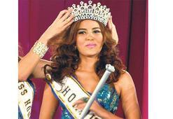 Honduraslı kraliçe cinayet kurbanı