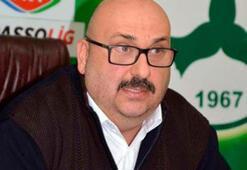 Giresunsporda Bozbağ yeniden başkanlığa seçildi